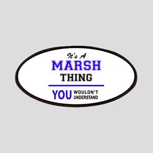 It's MARSH thing, you wouldn't understand Patch